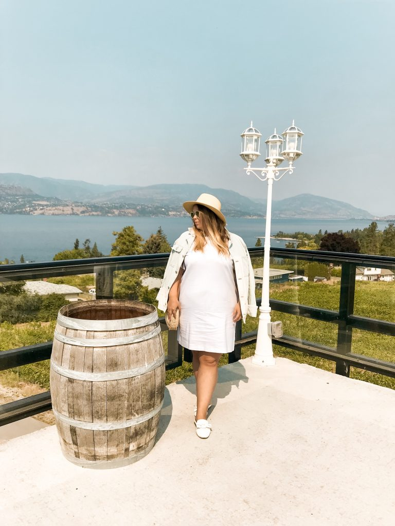 Summerhill Pyramid Winery OOTD Kelowna, BC