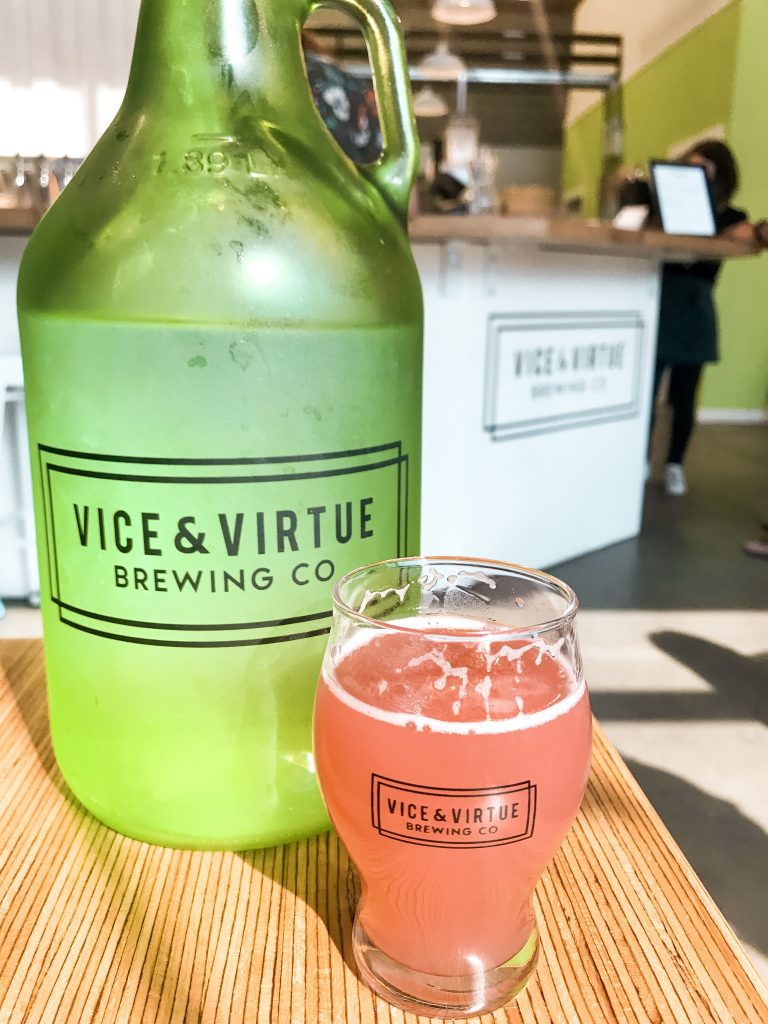 Vice & Virtue Brewing Co review